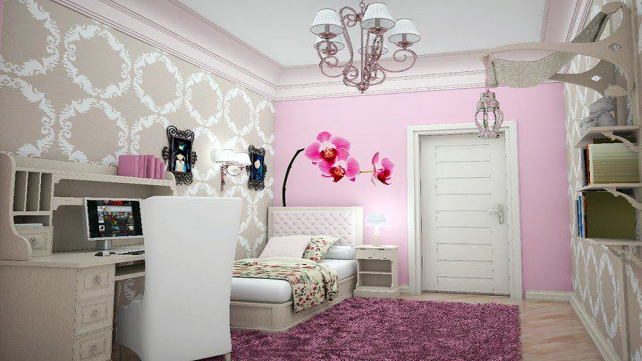 Fun And Cool Teen Bedroom Ideas  For Every Demanding Young - Cool girl bedroom designs