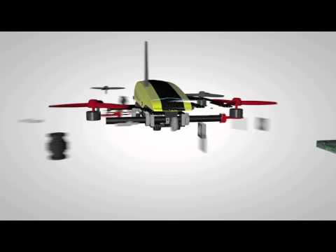 UnicornX Pro GPS Most Fast with Open Source  RC Flight ControlDrone