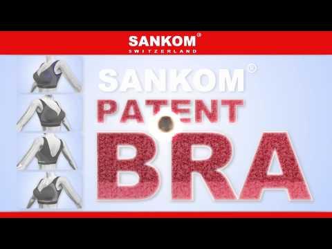 87d1afeebf Repeat NEW GREAT INVENTION  SANKOM PATENT BRA by SANKOM Switzerland ...