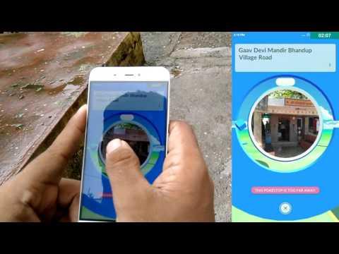 Pokémon Go Gameplay In Public (INDIA VERSION) [updated  V0.35.0]