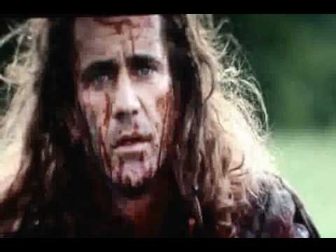 CORAZON VALIENTE WILLIAM WALLACE EL MEJOR DISCURSO EN CASTELLANO