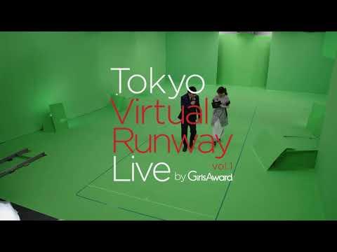 Tokyo Virtual Runway Live by GirlsAward