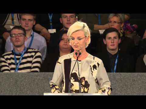Ulla Tørnæs' tale på Venstres Landsmøde 2015