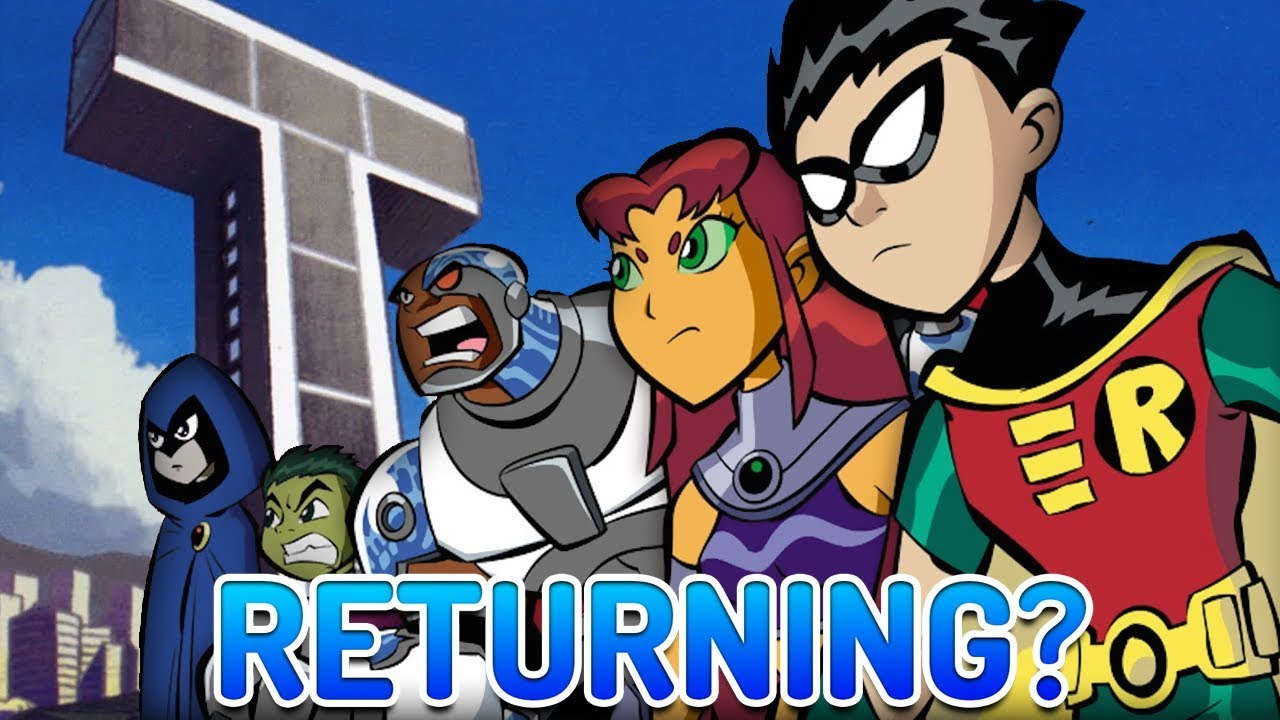 Is Original Teen Titans Returning With New Episodes -9148