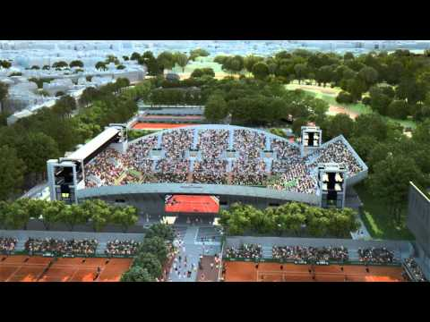 Roland Garros officiel - Something new for players in 2016