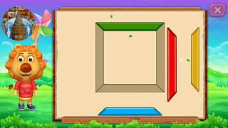 for preschool Learn Shapes With Wooden Truck  Colors And ZOO Animals Videos Collection For Children