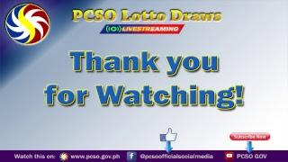 [LIVE]  PCSO 9:00PM Lotto Draw - February 13, 2019