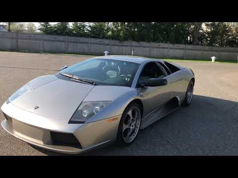 2003 Lamborghini Murcielago | Hollywood Motors