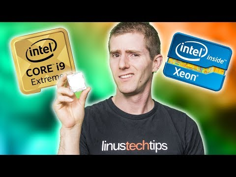 Intel Xeon W Workstation CPU Review