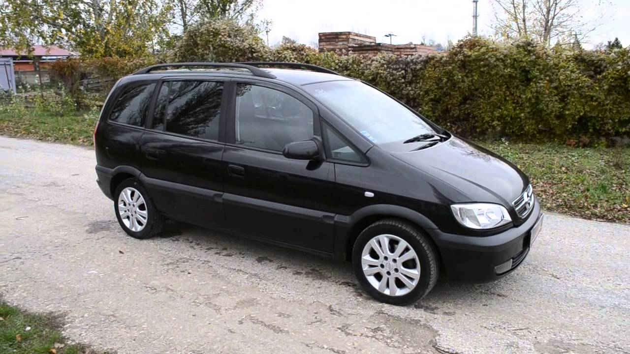 opel zafira 2 0 dti 16v elegance youtube. Black Bedroom Furniture Sets. Home Design Ideas
