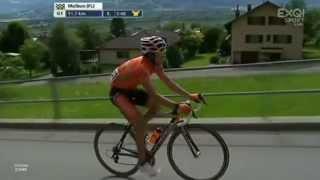 Tour de Suisse 2011 - Malbun