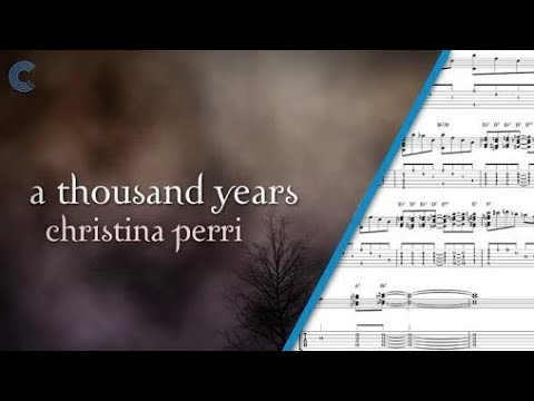 a thousand years pdf violin
