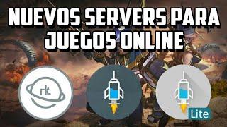 servers para juegos ONLINE / para http custom, injector e injector lite