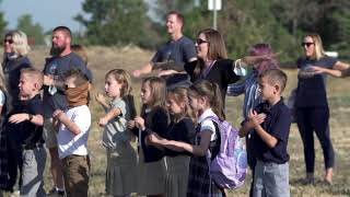Summit Classical Academy: First Day Ceremony