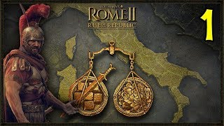 Rise Of The Republic Campaign! ROME - Total War Rome 2 Gameplay #1