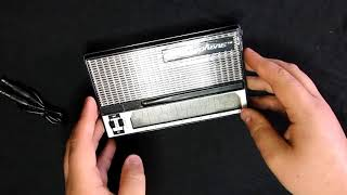 STYLOPHONE S-1 The Original Pocket Synthesizer REVIEW