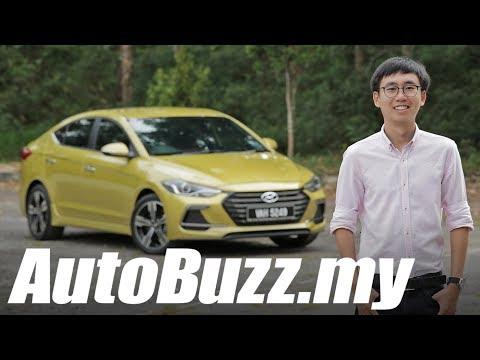 Hyundai Elantra Sport 1.6L Turbo review AutoBuzz.my