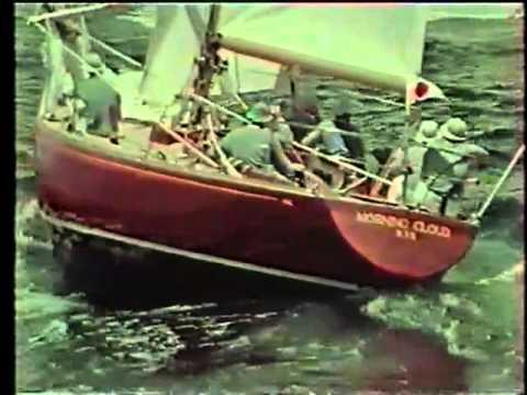 1971 Sydney Hobart Yacht Race Offical Cruising Yacht Club of Australia Film
