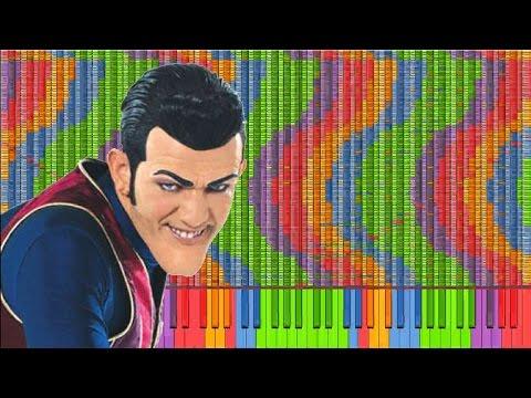 [Black MIDI] We Are Number One 1.5 million ~ Carlos S. M.