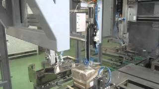 Укладка (упаковка) неглазированных вафель(Разработанный и введенный мной в эксплуатацию комплекс роботизированной упаковки неглазированных вафель..., 2016-05-09T10:49:12.000Z)