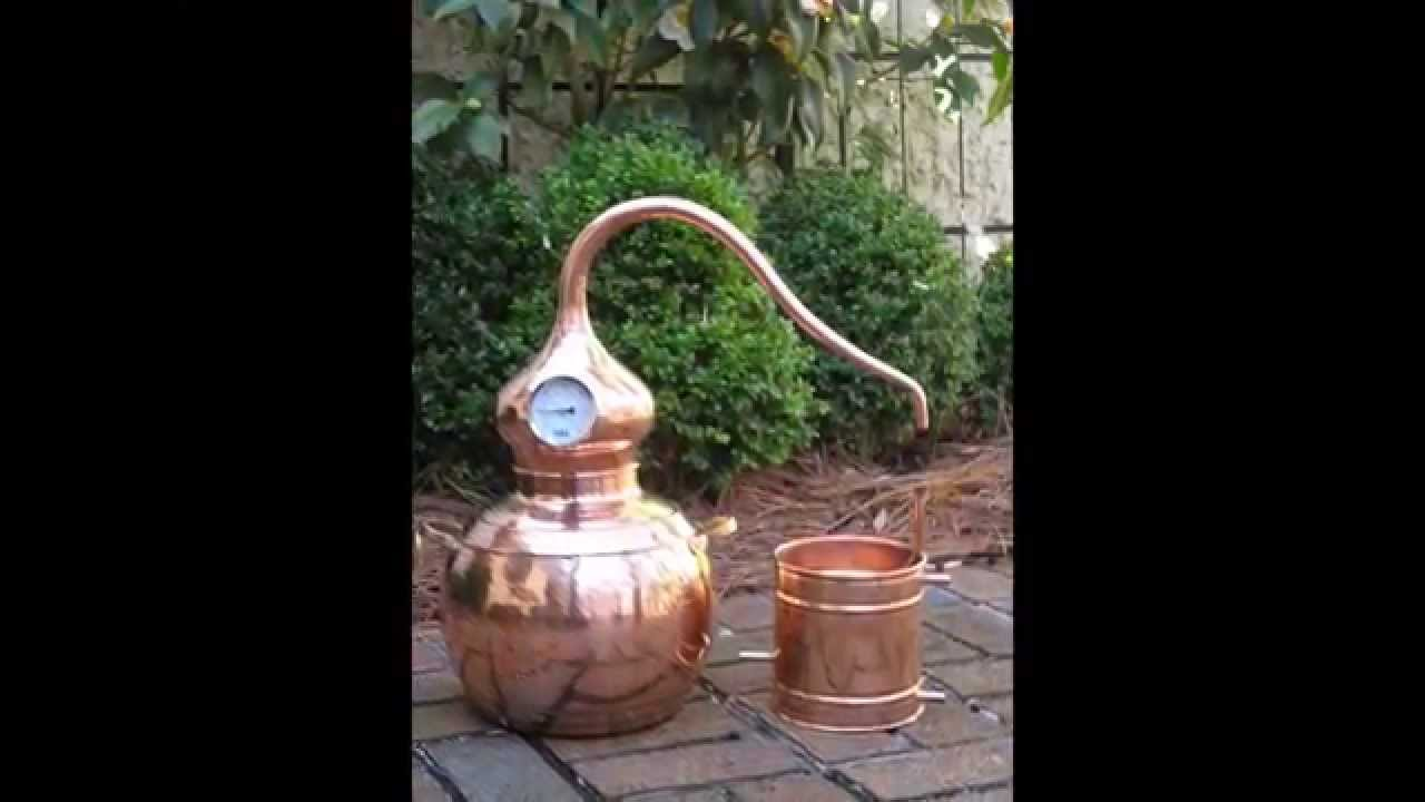 Copper Moonshine Stills! - Pot stills, Alcohol & Whiskey Stills