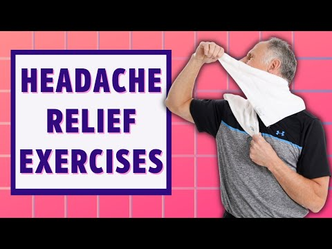Pain At Base Of Skull, Upper Neck? 3-Step Self-Relief Neck Headaches