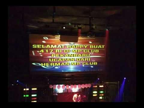 MP CLUB PEKANBARU DJ ARIE SUGANDI 10 DESEMBER 2017