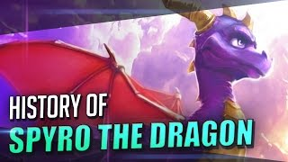 The Complete History of Spyro the Dragon (1998-2016)