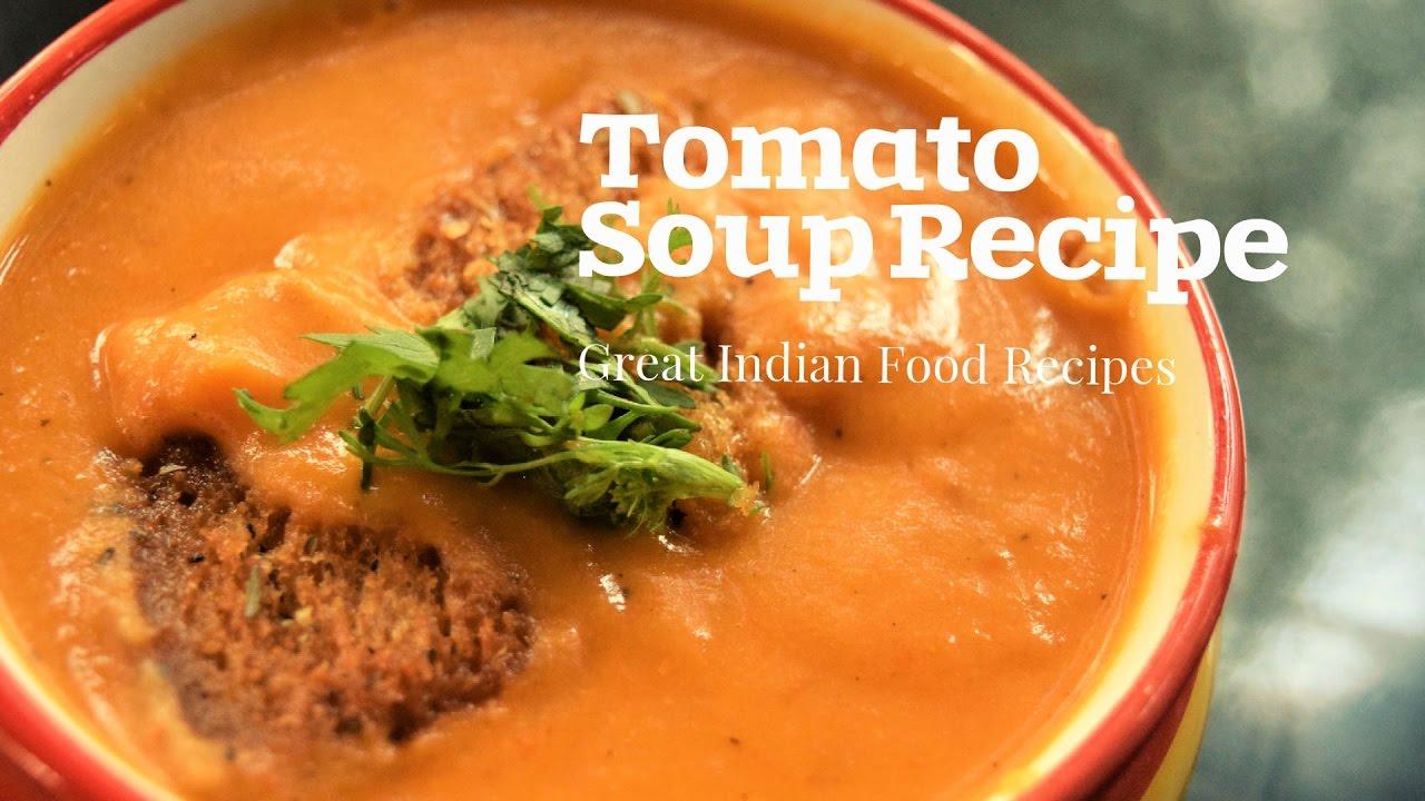 tomato soup recipe how to make tomato soup restaurant style prepare tomato soup at home. Black Bedroom Furniture Sets. Home Design Ideas