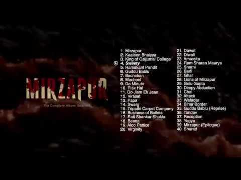 Download Mirzapur | Jukebox | Original Background Music | Pankaj Tripathi | Ali Fazal | The Complete Album