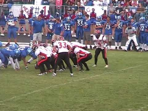 Fruitland High School Football vs Emmett 08-31-07 Part 1 of 2