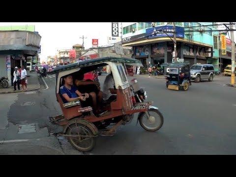 Philippines: Dipolog City Walk  & Ocean View,  Zamboanga del Norte, Mindanao ✅