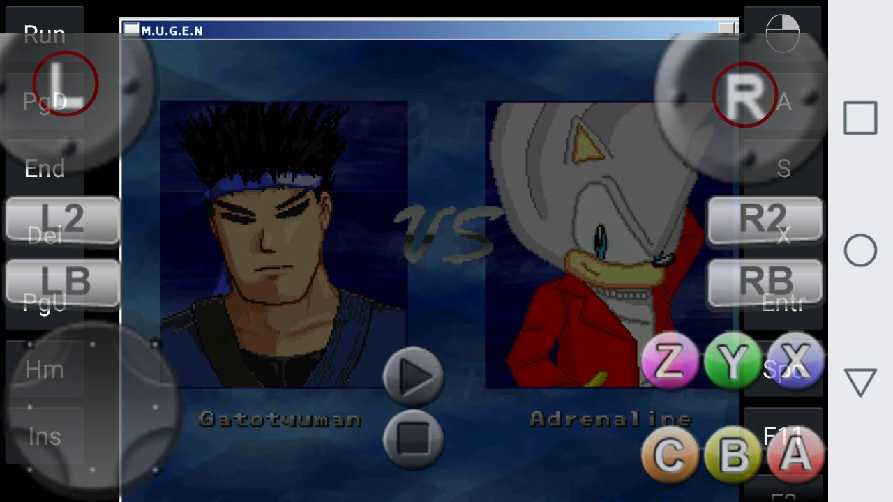 Exagear RPG - Play MUGEN on Android - Downloads - The MUGEN
