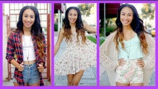 Outfits Of The Week! College Edition | OOTW Mylifeaseva