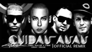 Cuidau Au Au (Official Remix) - Cosculluela Feat. Alexis & Fido Y Daddy Yankee (Letra)