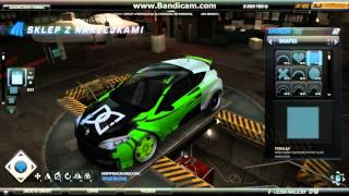 NFS WORLD RENAULT SPROT MÉGANE R.S. TUNING