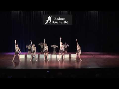 """BDK """"Babylon"""" Modern Dans Juniors Pro"""