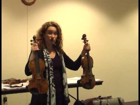 Winchester Academy: A Lawrence Conservatory Treasure: The Andrea Guarneri Violin
