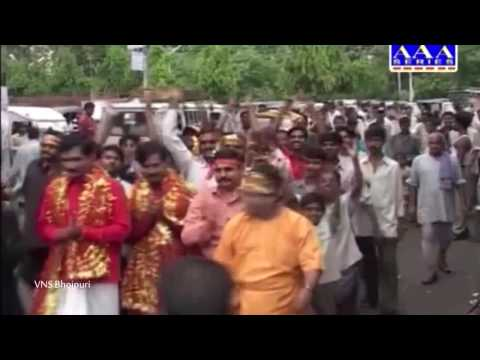 चुनरिया ओढ़ के _Chunariya Odh Ke || New Bhojpuri BHAKTI SONG 2016 || RAKESH PATHAK