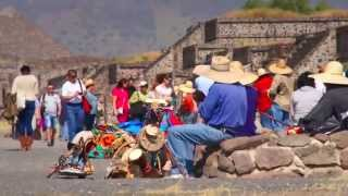Путешествие в Мексику. Боги. Горы. Люди (часть 1)