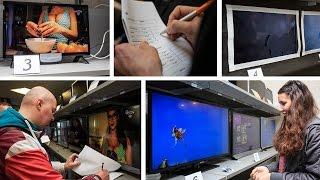 Можно ли вслепую отличить белорусский телевизор от импортного: эксперимент onliner.by