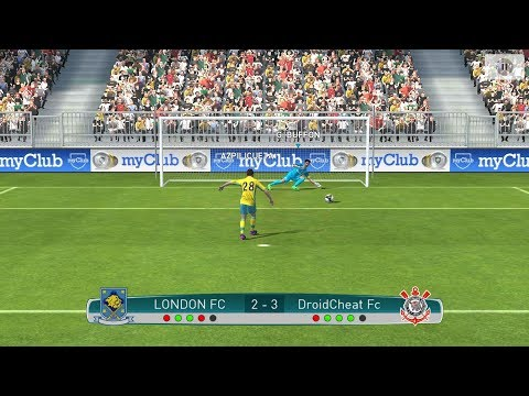 Pes 2017 Pro Evolution soccer Android Gameplay #11