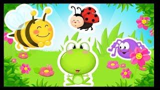 Insectes et petits animaux en chanson - Titounis