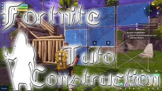 Fortnite - Tutorial / building system from A to Z [en]