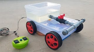 how to make a rc car go faster