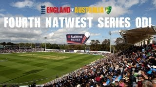 4th NatWest Series International ODI -- England innings