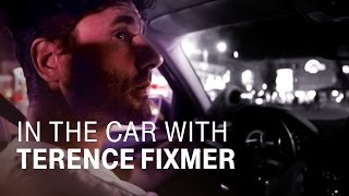 Terrence Fixmer In The Car With EB.TV