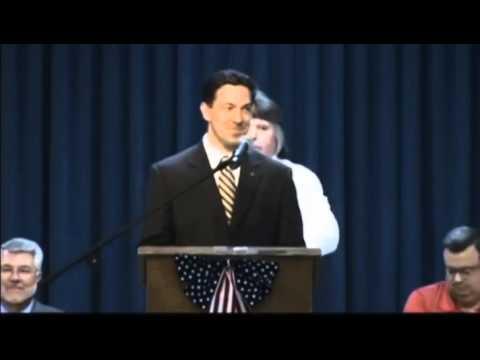 Chris McDaniel Promises to Never Surrender in Banned Speech