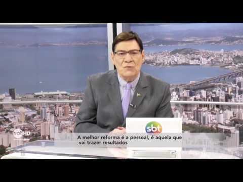 Luiz Carlos Prates comenta sobre reforma pessoal
