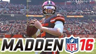 Madden NFL 16 Passing Tips & Tricks! (New Passing/Catching Mechanics)